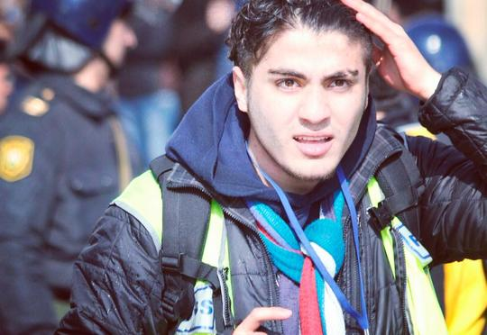 Mehman Hüseynov qısamüddətli azadlığa buraxıla bilər