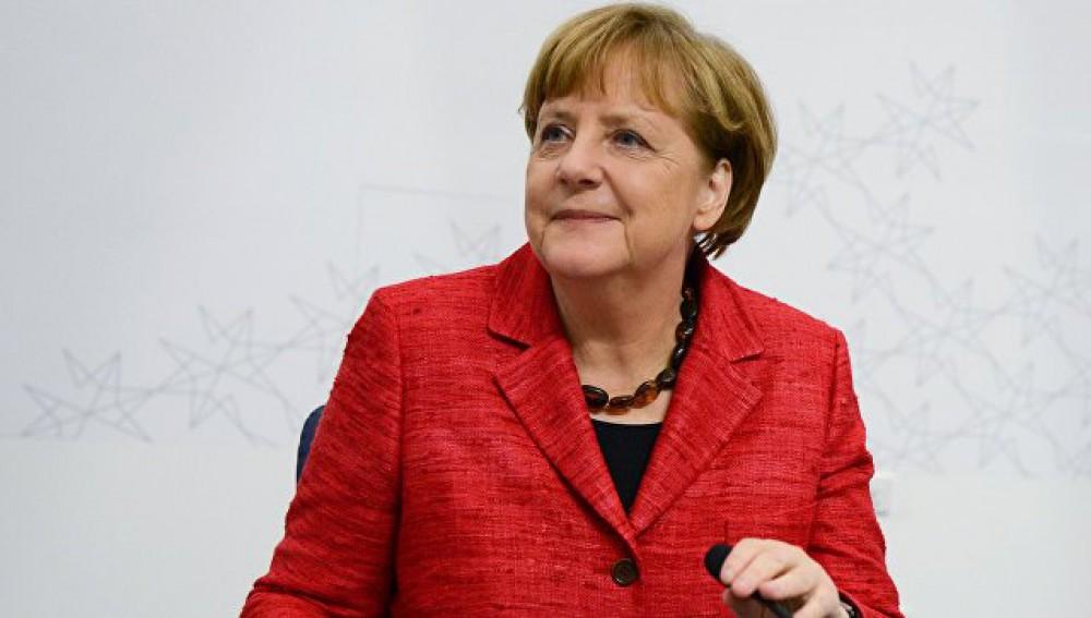 Merkel Azərbaycana səfər edəcək