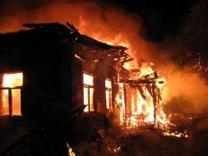 Nərimanov rayonunda xəstəxana yanıb