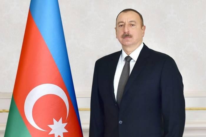 Prezident 3 yeni səfirin etimadnaməsini qəbul etdi