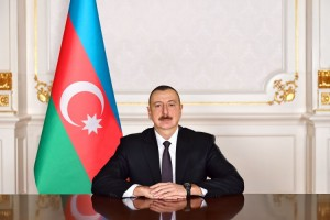 İlham Əliyev Azərbaycan polisini təbrik etdi