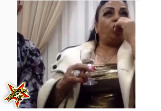 """Maral Tahirqızı rüsvayçı videosundan danışdı: """"Stolun altından çəkiblər…"""""""