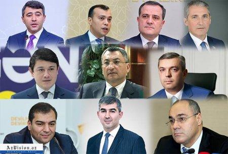 Nazirlər Kabinetinin yeni üzvləri neçə dil bilir? – ARAŞDIRMA