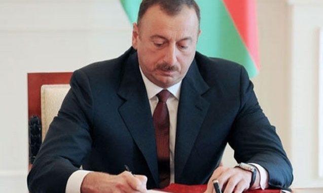 """İki nəfər """"Dostluq"""" ordeni ilə təltif edildi"""