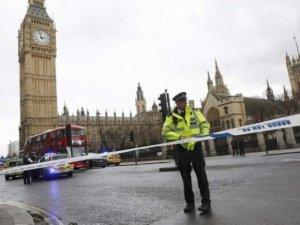 Londonda atışma