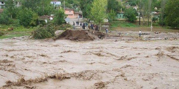 İsmayıllıda 60 kənd işıqsız qaldı, qaz xətti dağıldı, evlər su altında…