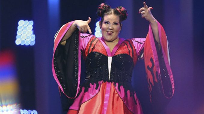 "İsrail ""Eurovision-2018""in qalibi oldu – VİDEO"