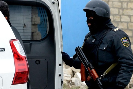 Azərbaycan polisi xüsusi əməliyyatı keçirildi – 7 nəfər həbs olundu