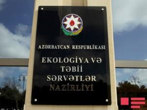 Ekologiya nazirliyində yeni aparat rəhbəri