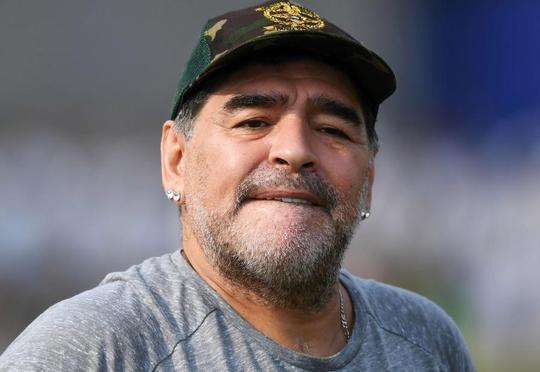 FİFA Maradona ilə əməkdaşlığa son qoydu