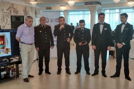 Azərbaycan polisinin 100 illiyinə həsr edilmiş tədbir keçirildi – FOTOLAR