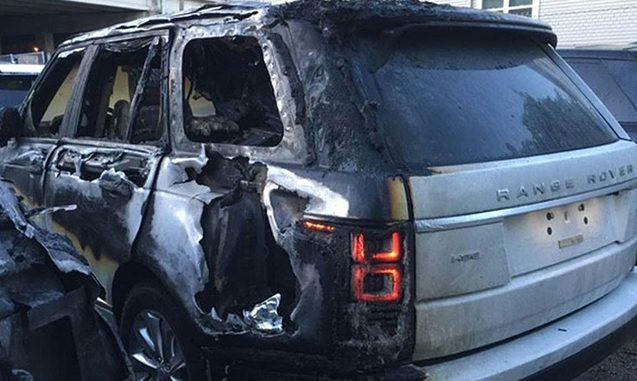 """""""Range Rover""""lə 2 nəfərin ölümünə səbəb polis həbs edildi"""