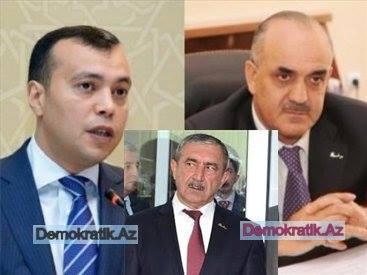 """Səlim Müslümovun Gəncə """"TRİO""""-su yeni naziri niyə QORXUDUR?!"""