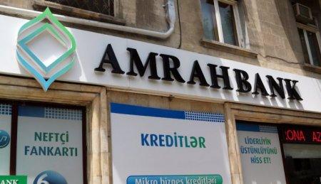 """Bu bank da çöküş astanasındadır… – """"Amrahbank""""ın 8 milyonluq zərəri"""