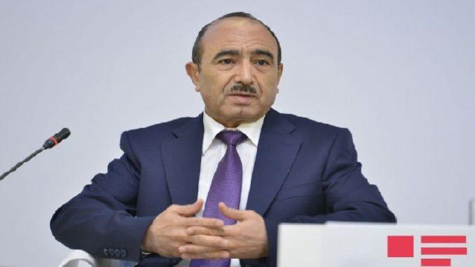 """Əli Həsənov: """"Milli iradəyə qalib gəlmək olmaz"""""""