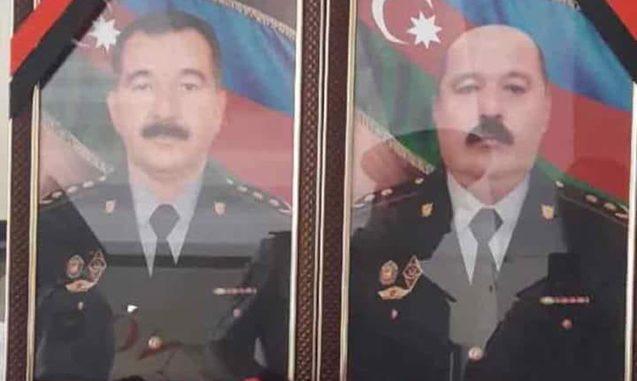 Prezident şəhid polkovnikləri təltif etdi