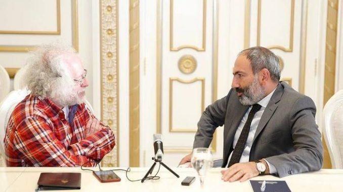 """""""Putinlə Azərbaycana silah satışını müzakirə etdik"""" – Paşinyan"""