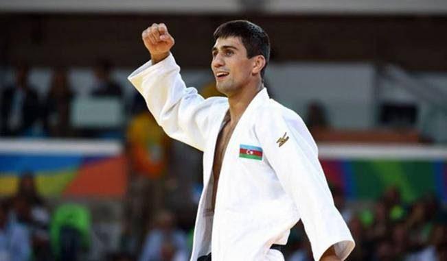 Rüstəm Orucov Zaqrebdə medal qazanıb