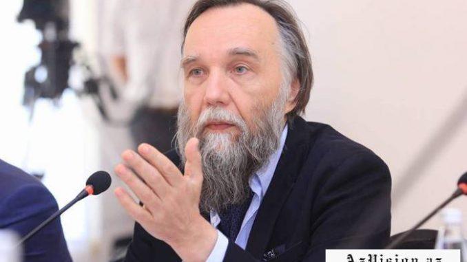 """Aleksandr Duqin: """"Rusiya Qarabağı Azərbaycanın ərazisi hesab edir"""""""