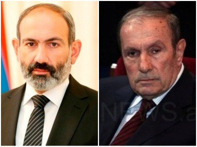 """Paşinyan: """"Ter-Petrosyan Qarabağla bağlı mənə bunları dedi"""""""