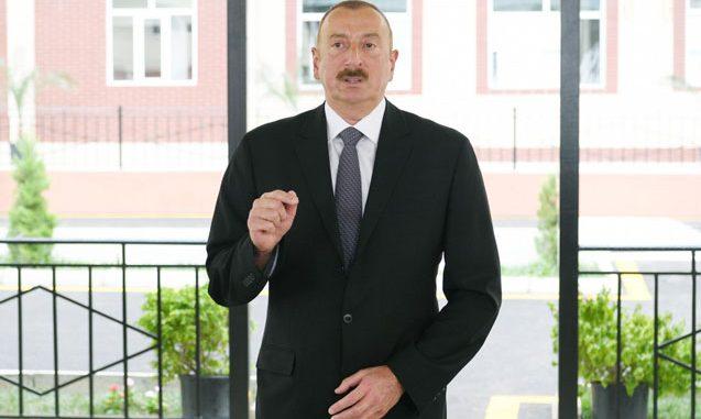 """""""Ermənistanı çökdürəcəyik"""" – İlham Əliyev"""