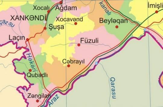 Şuşaya, Kəlbəcərə, Cəbrayıla, Zəngilana, Ağdama GEDİŞHAQLARI açıqlandı…