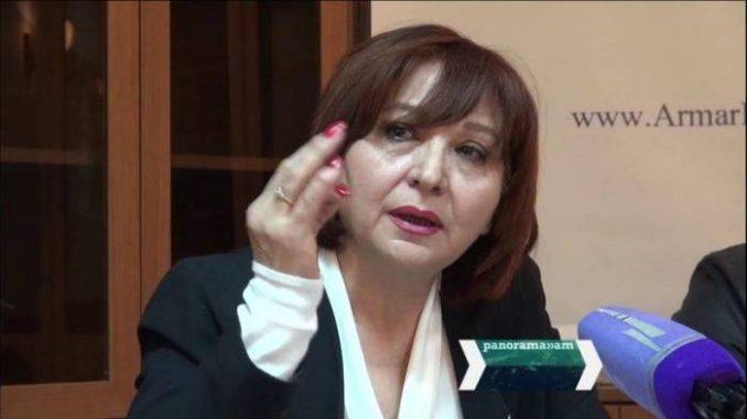 """Erməni siyasətçidən sensasion bəyanat: """"Azərbaycanın torpaqlarını işğal etmişik"""""""