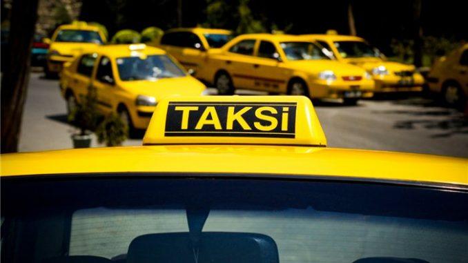 Taksi dayanacaqları LƏĞV EDİLƏCƏK
