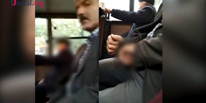 Bakıda avtobusda seksual manyak peyda oldu: Qadınların yanında cinsi orqanını çıxarıb… (18+VİDEO)