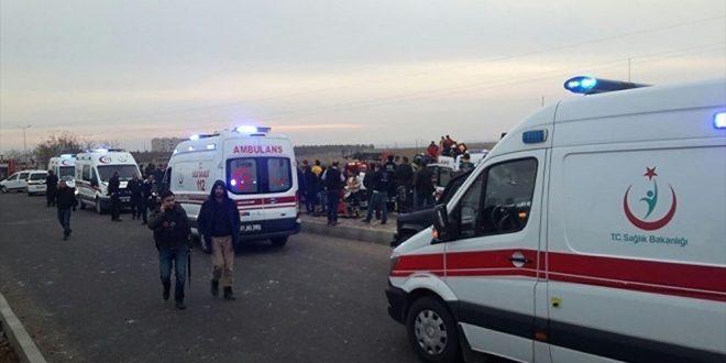 Türkiyədə dəhşətli partlayışda 7 əsgər öldü, 25 nəfər yaralandı