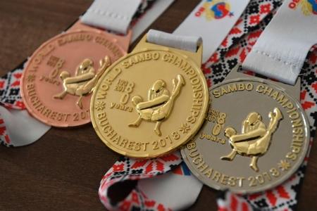 Azərbaycan samboçusu dünya çempionatında gümüş medal qazanıb
