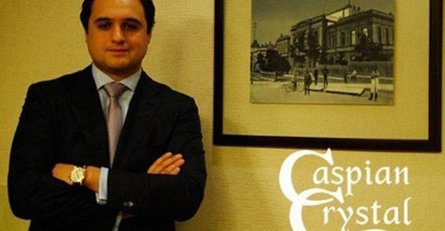 Eldar Mahmudovun oğlu özünə Londonda maliyyə şirkəti açıb