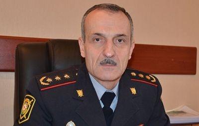 """""""4 rayonunun polis rəisləri işdən çıxarılmayıb"""" – Ehsan Zahidov"""