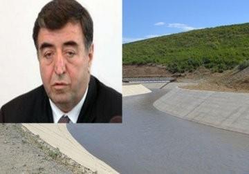 Əhməd Əhmədzadənin Samur Abşeron Su Kanalı Ceyranbatan Su Anbarına yoluxucu xəstəlik daşıyır (foto)