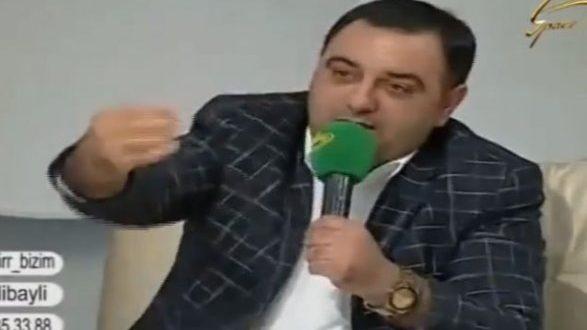 Adı azyaşlı şagirdi ilə ailə qurmaqda hallanan Mirismayıl Xələfli rəsmi sən ...