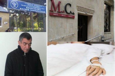 Respublika Klinik Xəstəxanasi Və Medi Club Klinikasinda Haqsizliq Umid Dolu Vədlər Verərək 5000 Azn Aldilar Azinforum Az Informasiya Portali