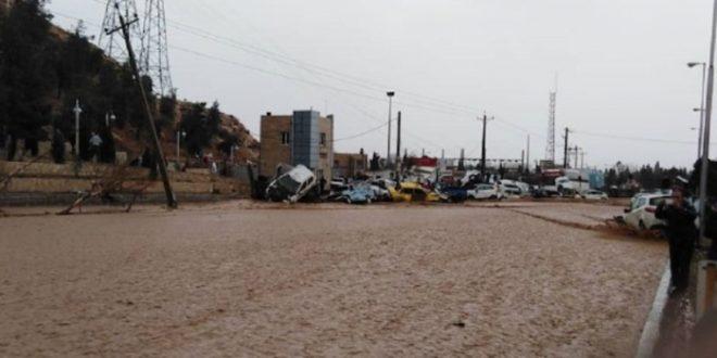 İranda daşqın nəticəsində 68 nəfər ölüb – VİDEO