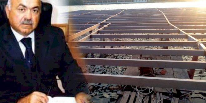 """""""Sədərək Yusif"""" indi də Kür çayını hasarlayır"""